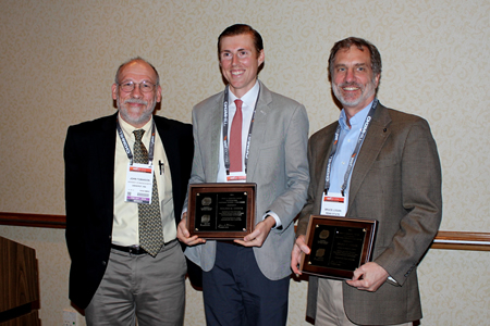 Photo of Paul V. Roberts/AEESP Outstanding Doctoral Dissertation Award Winner