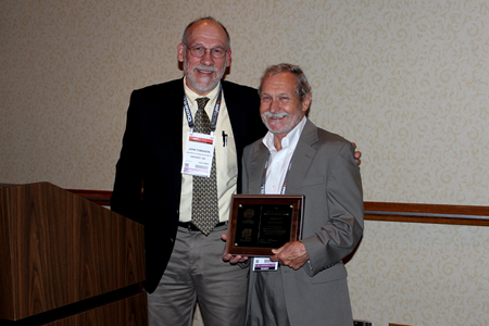 Photo of Perry L. McCarty/AEESP Founders' Award Winner