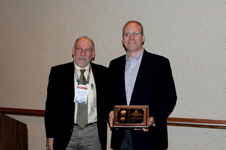 Photo of AEESP Award for Outstanding Teaching in Environmental Engineering & Science Winner